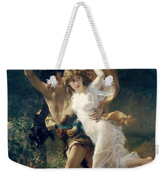 The Storm  Weekender Tote Bag
