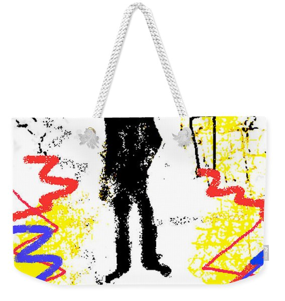 The Stranger Albert Camus Poster Weekender Tote Bag