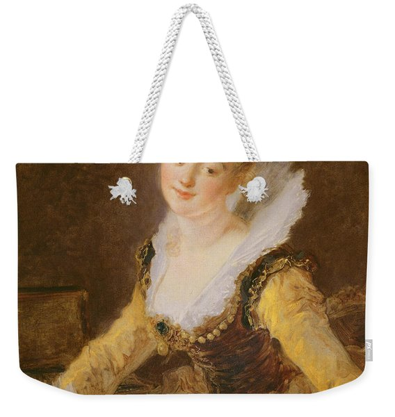 The Study, Or The Song Weekender Tote Bag