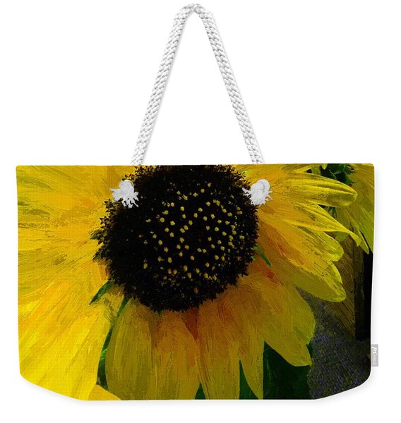 The Sun King Weekender Tote Bag