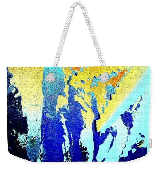 The Sun Will Rise Weekender Tote Bag