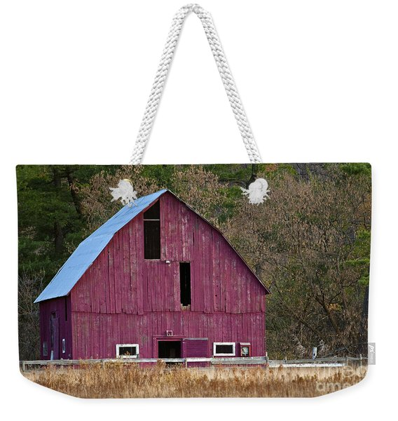 The Test Of Time... Weekender Tote Bag