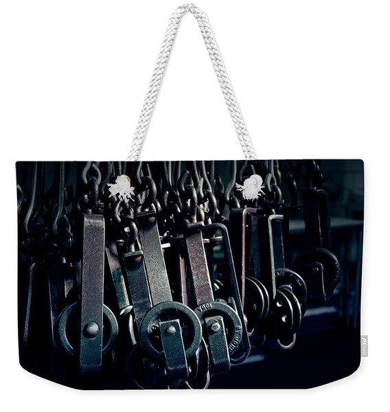 Tcm #2 - Slaughterhouse  Weekender Tote Bag