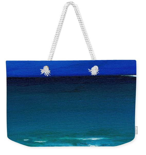 The Tide Coming In Weekender Tote Bag