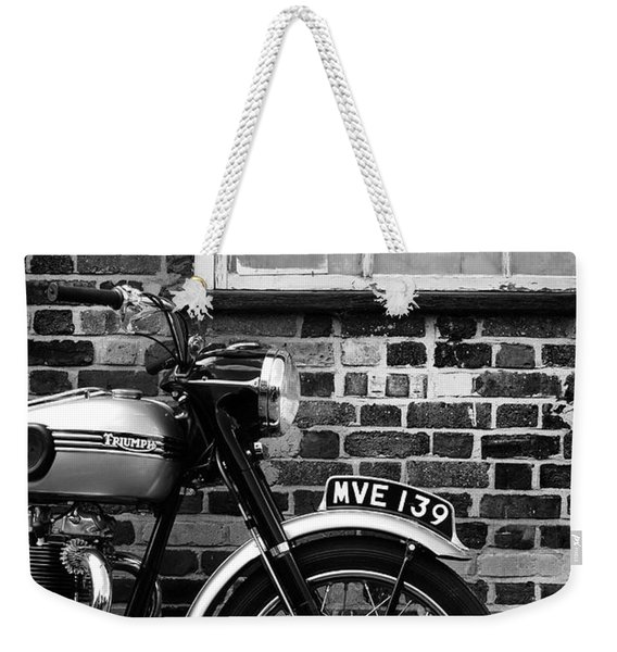 The Tiger Weekender Tote Bag