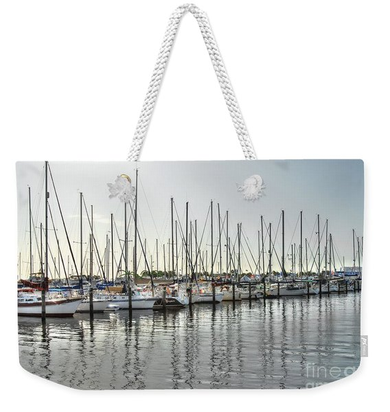 The Trail To Water Weekender Tote Bag