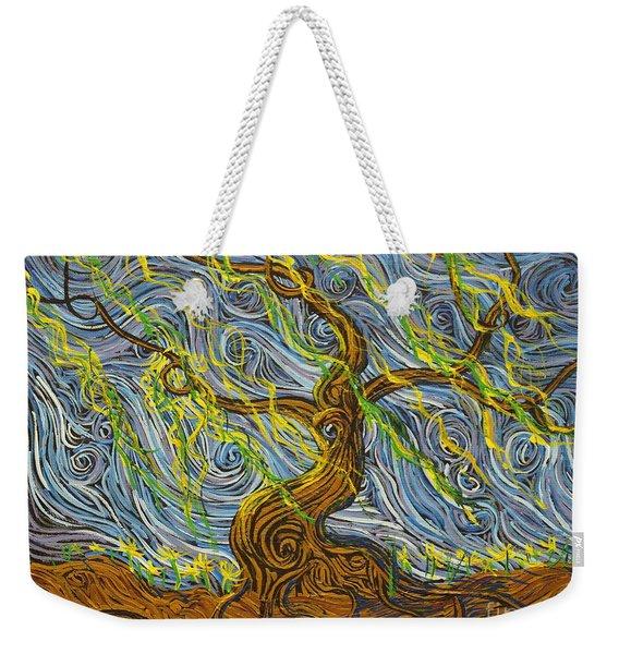 The Tree Have Eyes Weekender Tote Bag