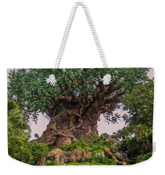 The Tree Of Life Weekender Tote Bag