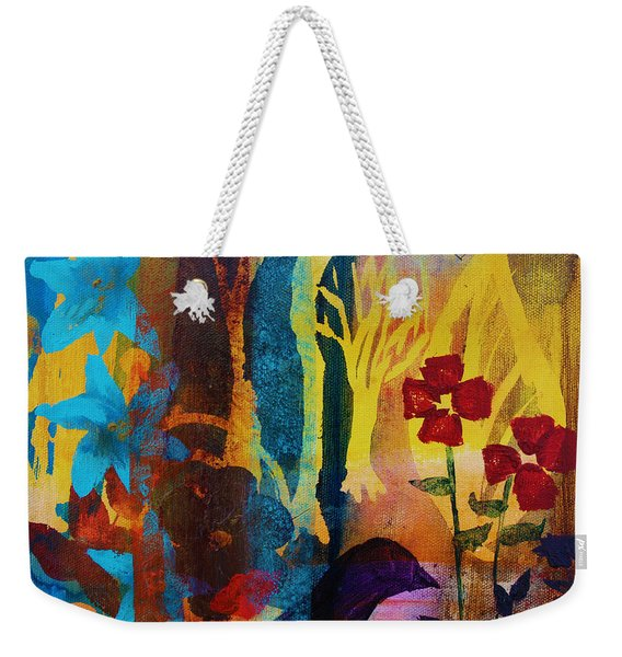 The Unforgettable Walk Weekender Tote Bag