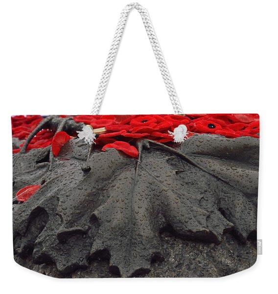 The Unknown Soldier Weekender Tote Bag