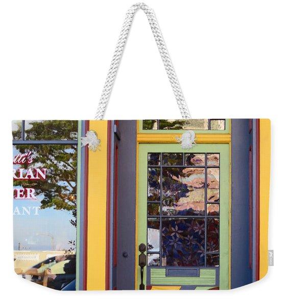 The Victorian Diner Weekender Tote Bag