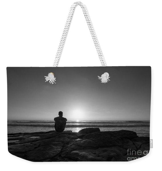 The View Bw Weekender Tote Bag