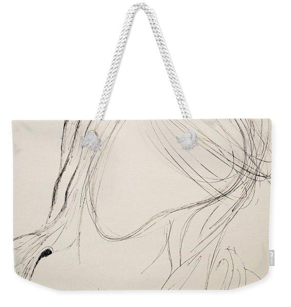 The Virgin Mary 4 Weekender Tote Bag