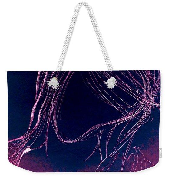 The Virgin Mary IIi Weekender Tote Bag