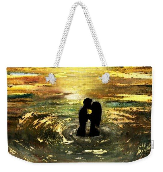 The Vow Weekender Tote Bag