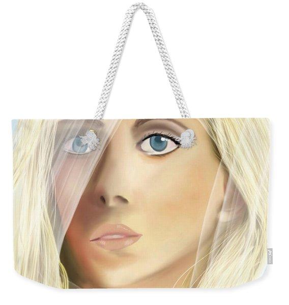 The Waiting Bride Weekender Tote Bag