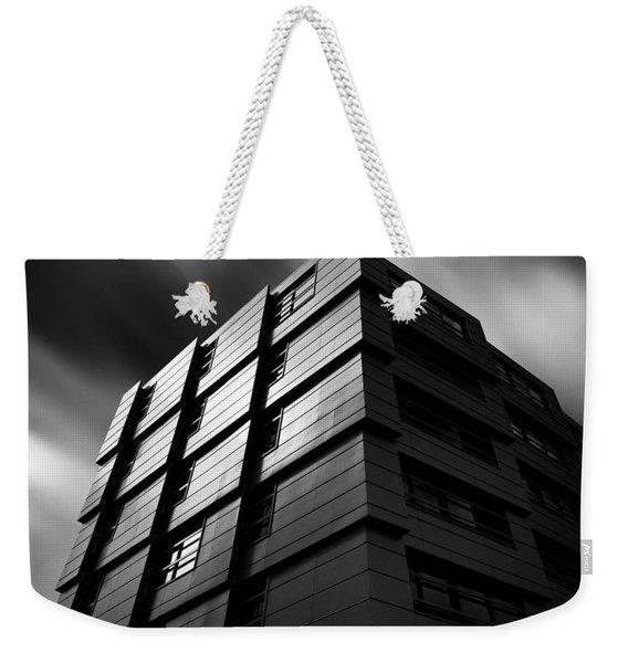 The Wave Weekender Tote Bag