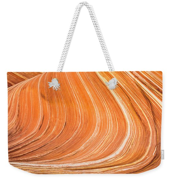 The Wave II Weekender Tote Bag