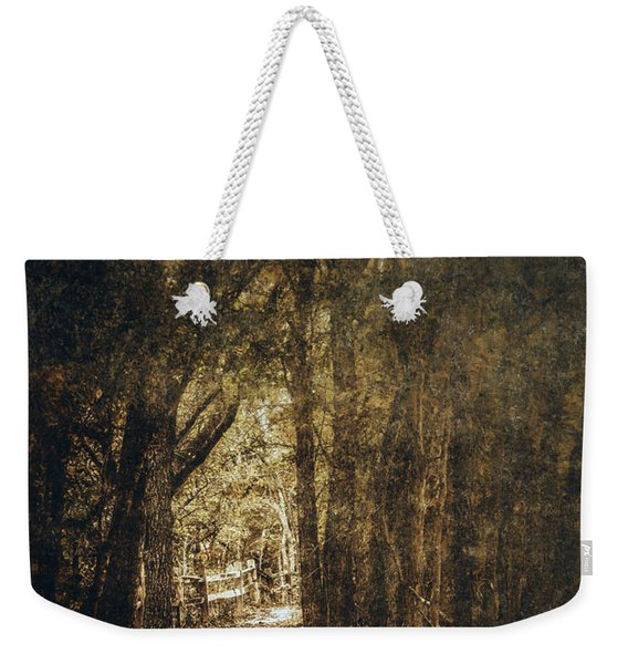The Way Out Weekender Tote Bag