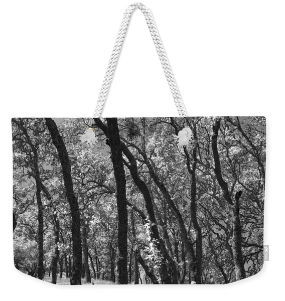 The Way You Move Me Weekender Tote Bag