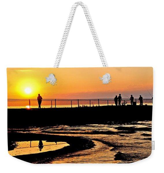 The Weekend Weekender Tote Bag