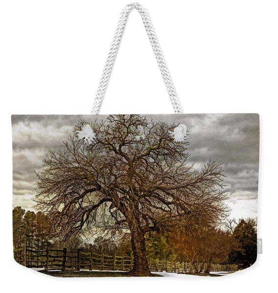 The Welcome Tree Weekender Tote Bag