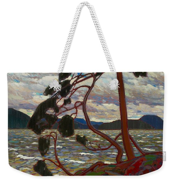 The West Wind Weekender Tote Bag