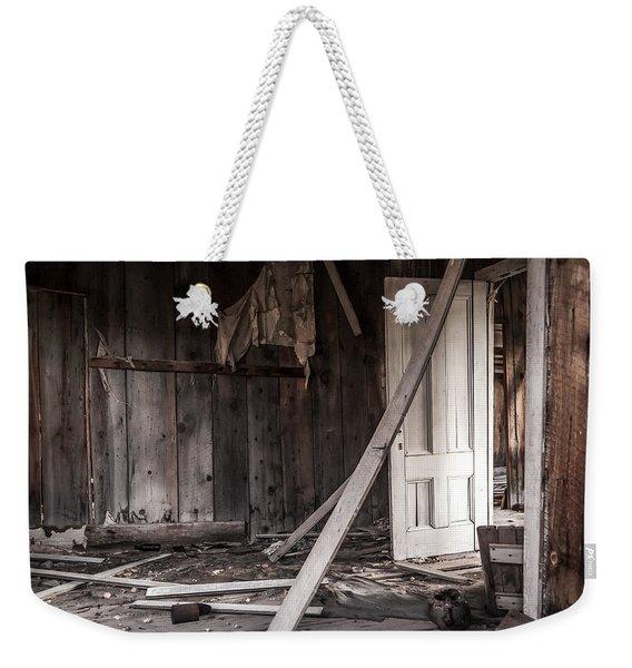 The White Door Weekender Tote Bag