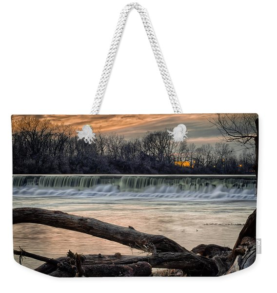 The White River Weekender Tote Bag