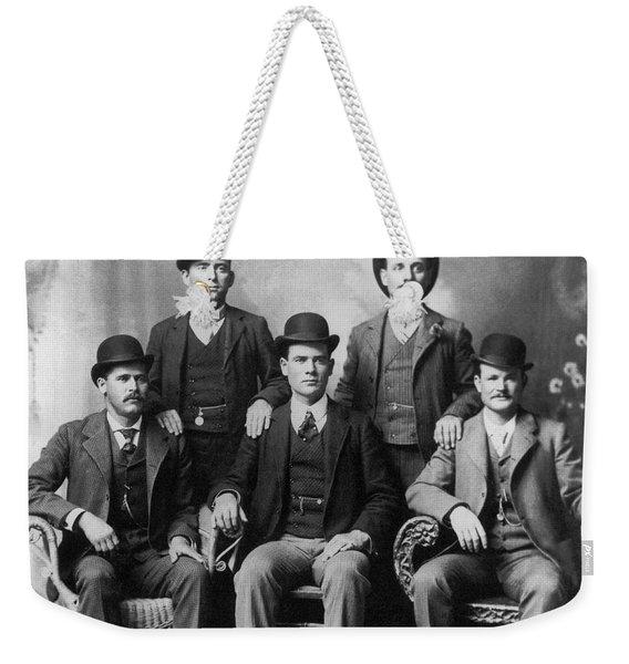 The Wild Bunch Gang Weekender Tote Bag