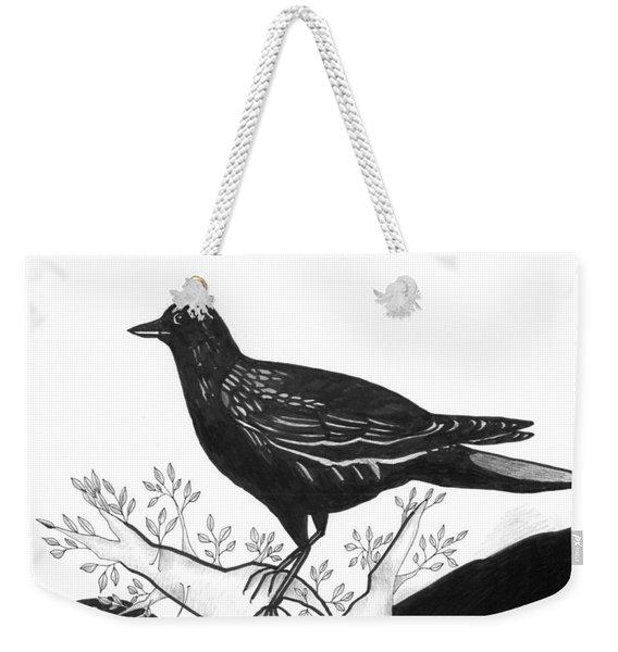 The Witness Weekender Tote Bag