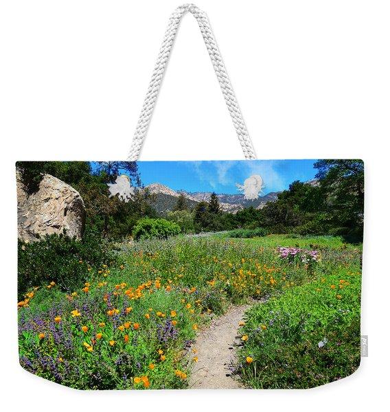 The Wonders Of Spring Weekender Tote Bag