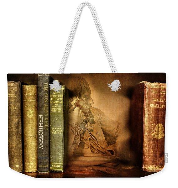 The Works Weekender Tote Bag