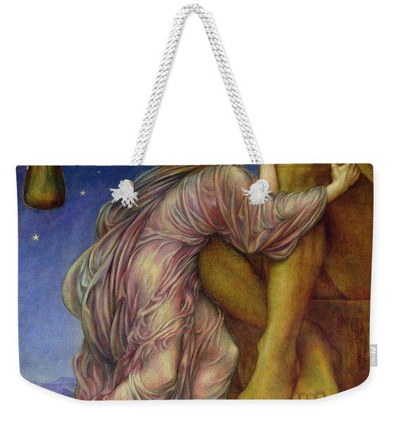 The Worship Of Mammon Weekender Tote Bag