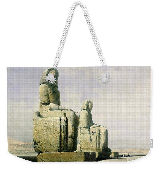 Thebes Weekender Tote Bag