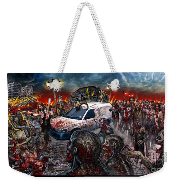 They Will Take Over If You Let Them Weekender Tote Bag