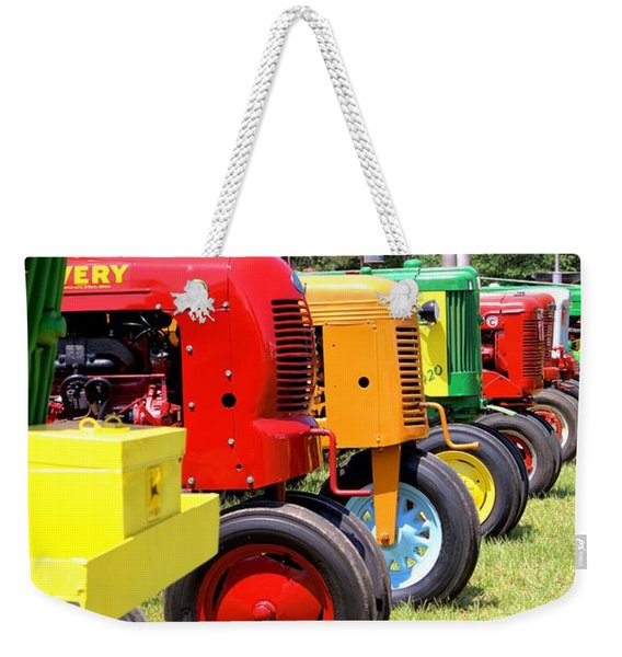 They're At The Gate Weekender Tote Bag