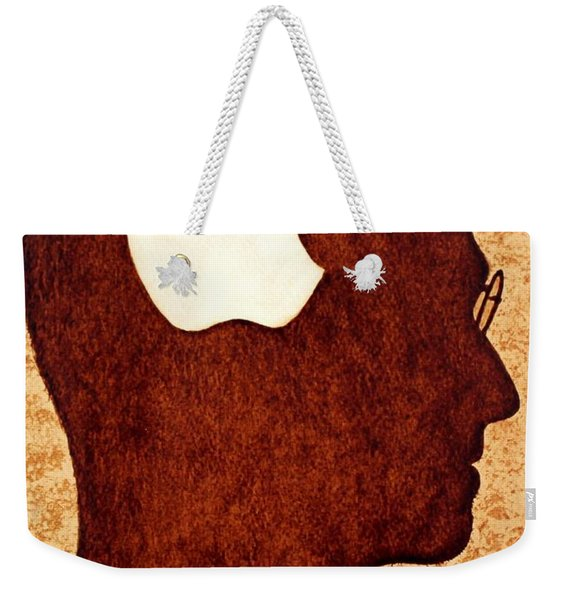 Think Different Tribute To Steve Jobs Weekender Tote Bag