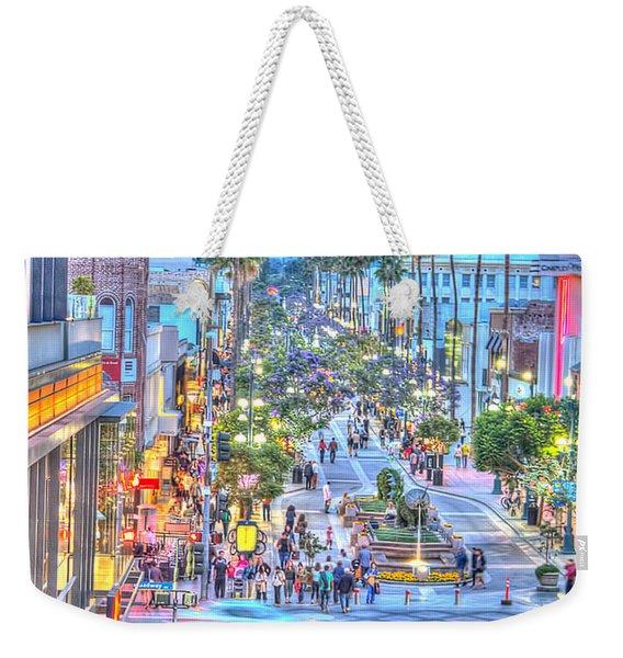 Third Street Promenade Weekender Tote Bag