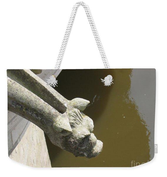 Thirsty Gargoyle Weekender Tote Bag