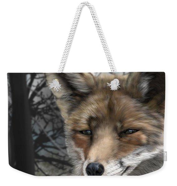 This Is Not Adlestrop Weekender Tote Bag