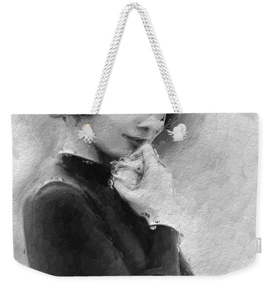 This Love Never Ends Weekender Tote Bag