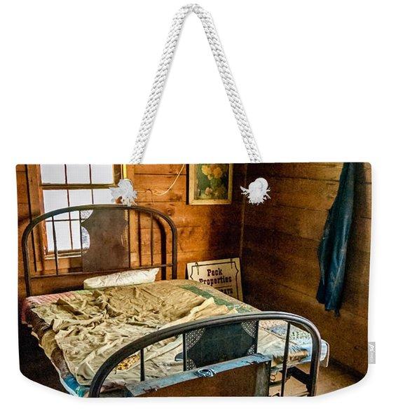 Master Quarters Weekender Tote Bag
