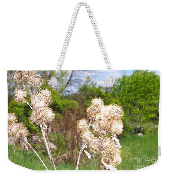 Thistle Me This Weekender Tote Bag