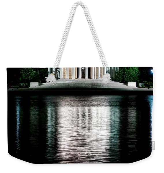 Thomas Jefferson Forever Weekender Tote Bag