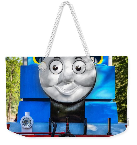 Thomas The Train Weekender Tote Bag