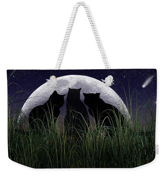Threefold Weekender Tote Bag