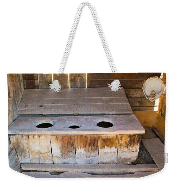 Three's Company Weekender Tote Bag