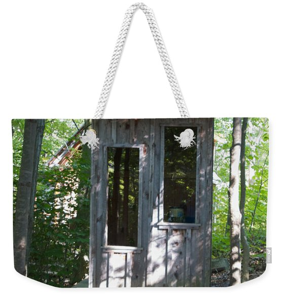 Throne With A View Weekender Tote Bag