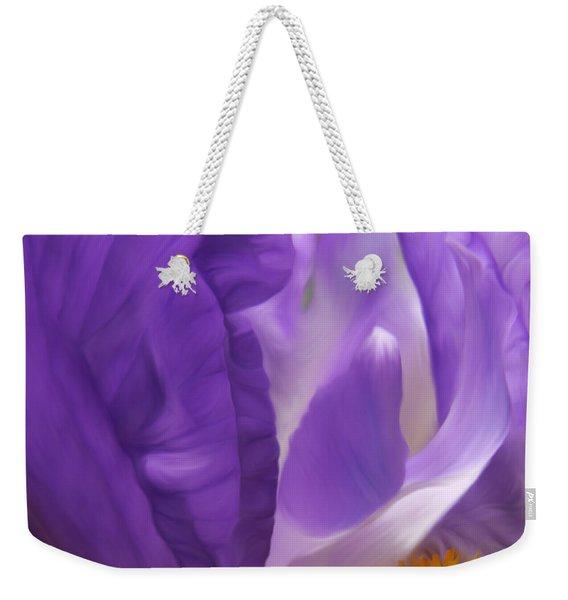 Thumbelina Dreaming Weekender Tote Bag